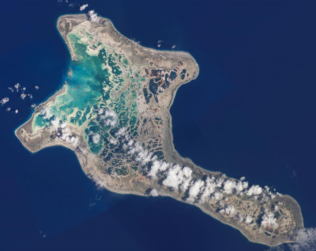 Российская империя на островах Кирибати