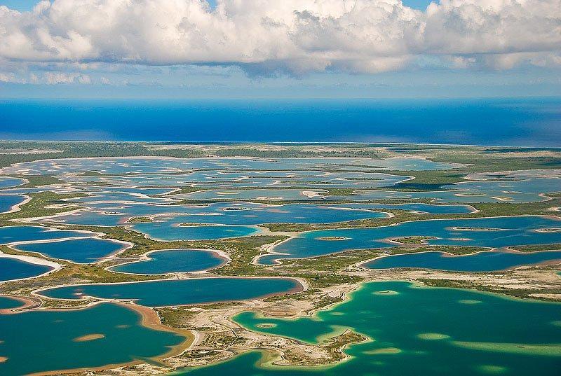 Остров Кирибати какие там ходят боны
