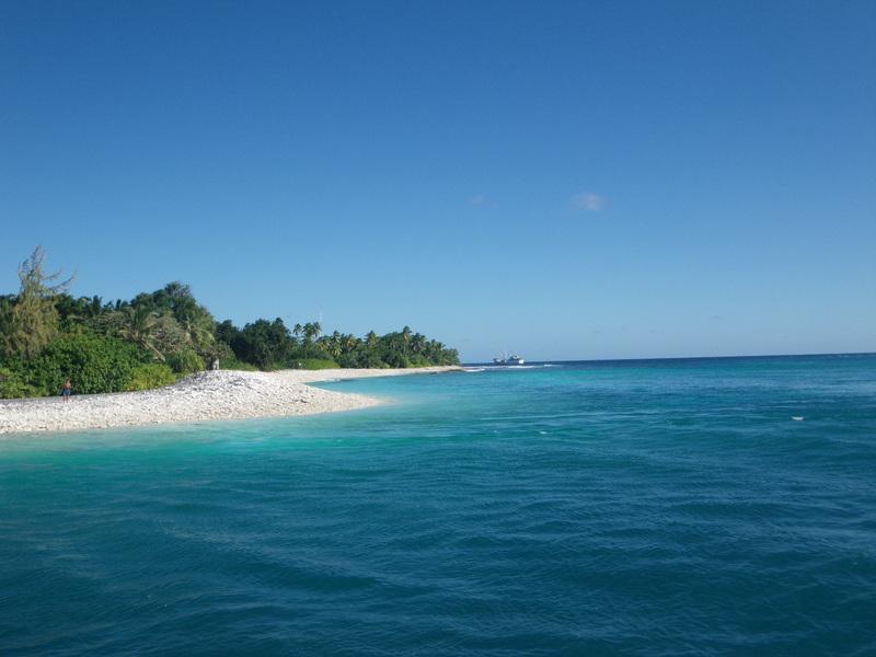 Остров Кирибати история