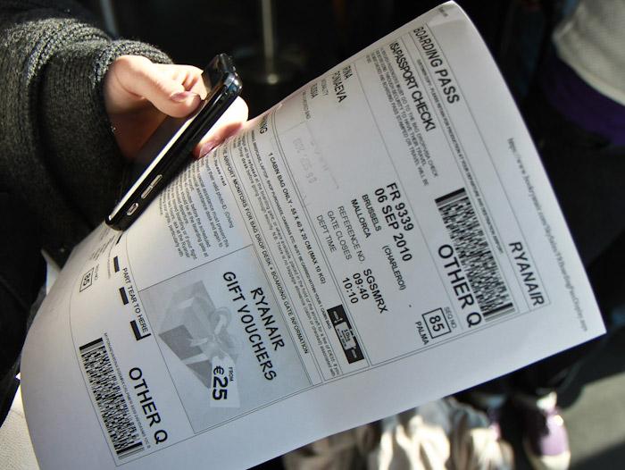 Порядок регистрации на самолет по электронному билету