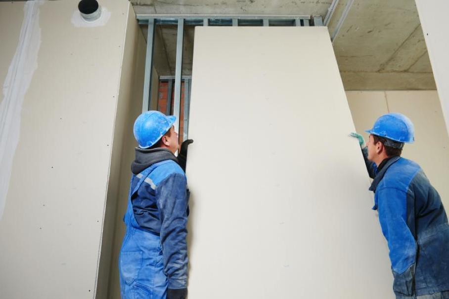 современные отделочные материалы стен квартиры