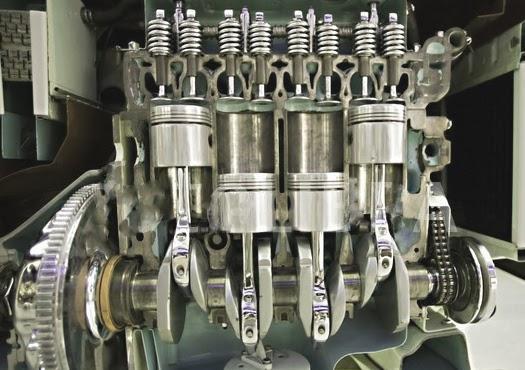 недостаток поршневых двигателей