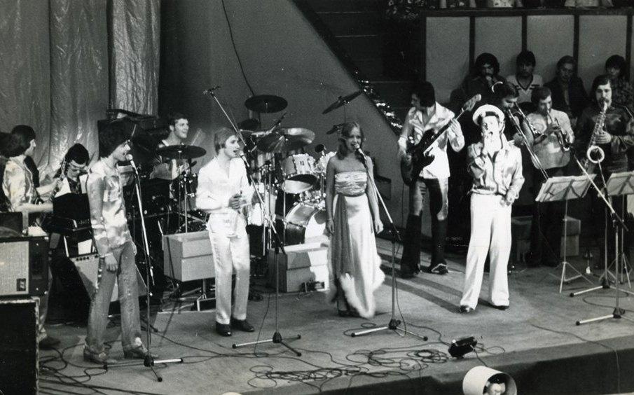 """""""Красные Маки"""". Концерт. 1978 год."""