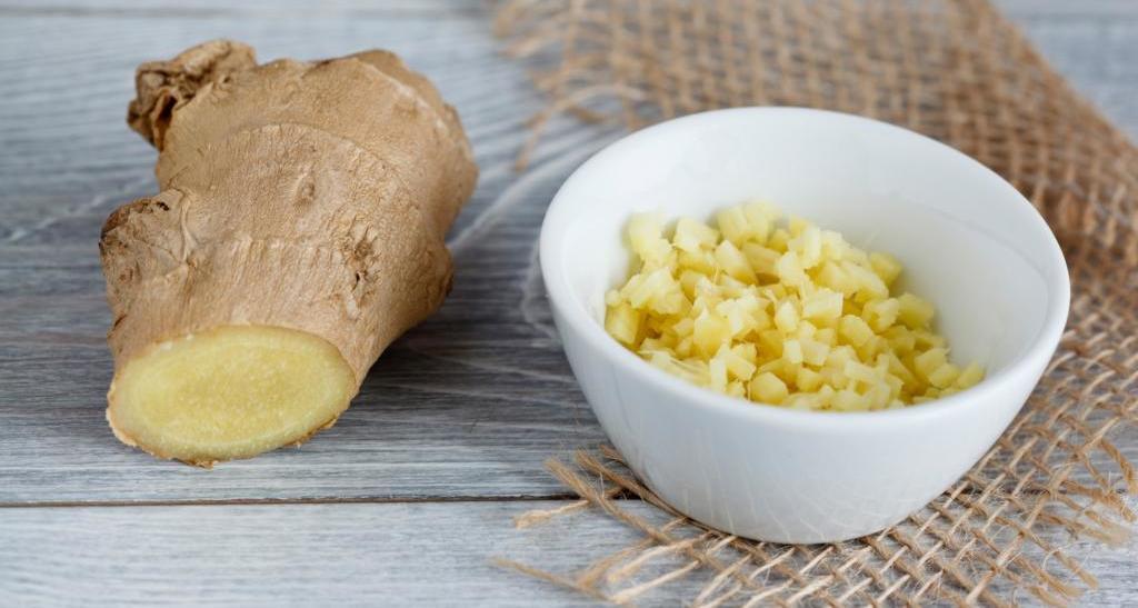 рецепты блюд с имбирем