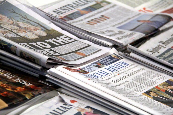 виды газетных жанров