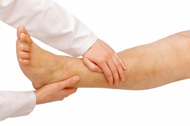 Обморожение ног симптомы и лечение