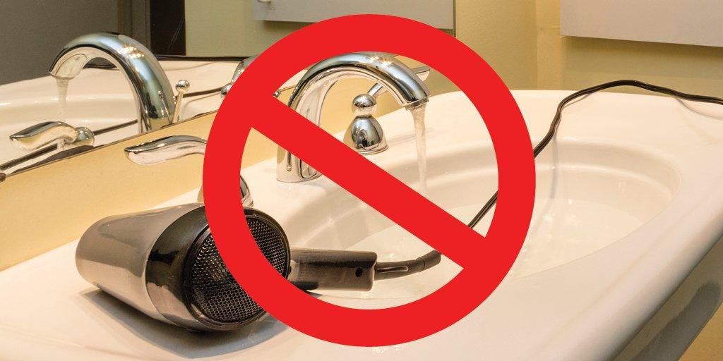Правила безопасности при эксплуатации электроприборов