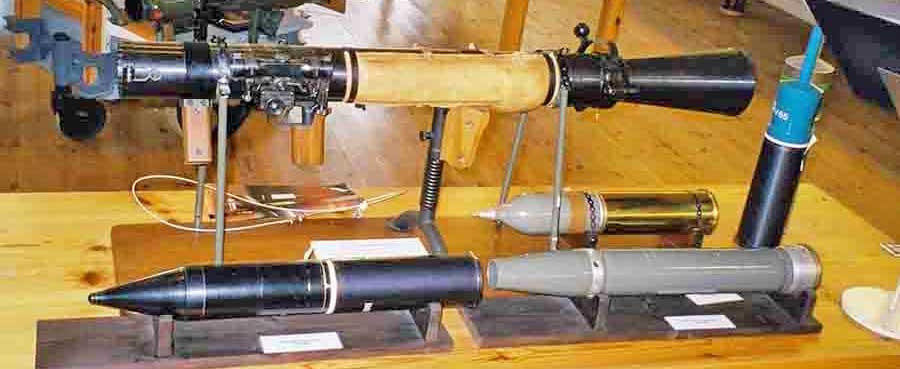 гранатомет carl gustaf m 48