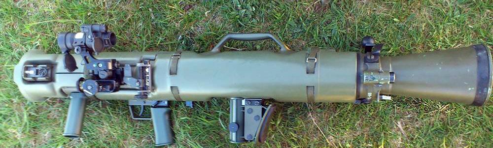 ручной гранатомет carl gustaf