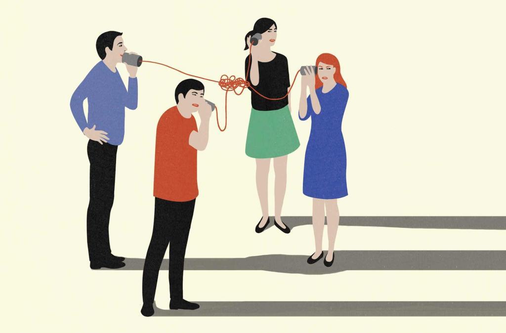 Социальные связи.