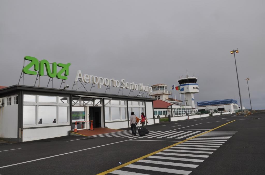 Аэропорт Санта Мария