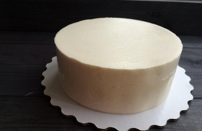 Торт дома