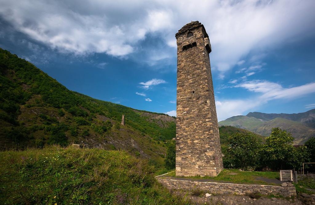 Дерская башня