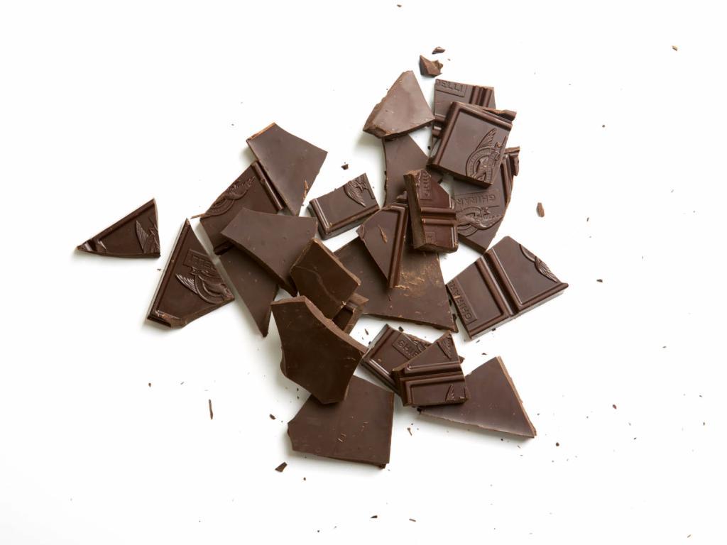 отличие темного шоколада от горького