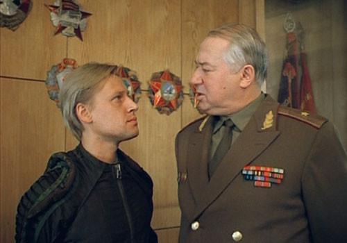 Юрий Волынцев и кино