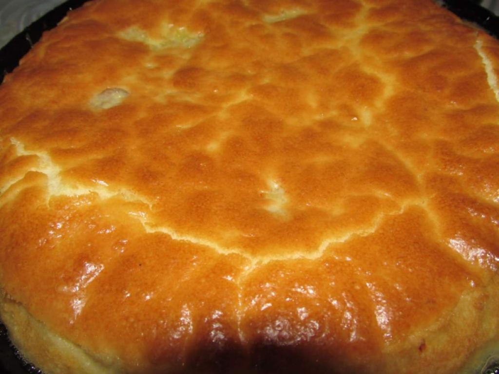 Быстрый закрытый пирог