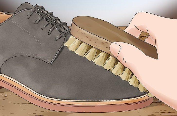 чем покрасить замшевую обувь в домашних условиях