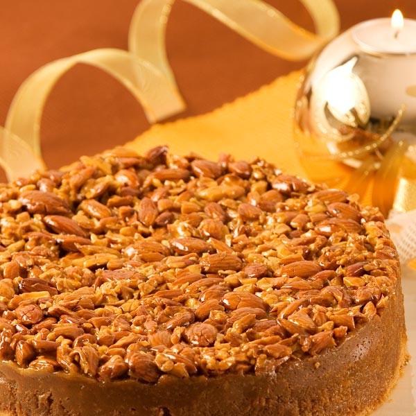 медовый торт без выпечки