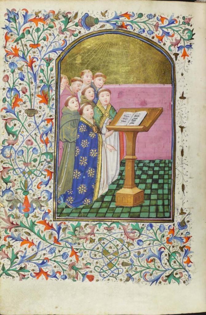 средневековые узоры и орнаменты