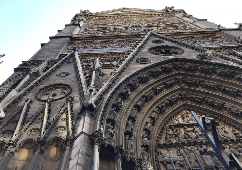 краткое описание фрагмента средневекового орнамента