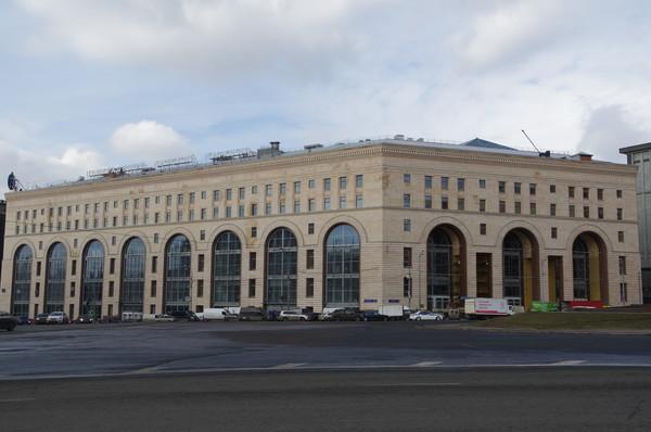 архитектор душкин биография