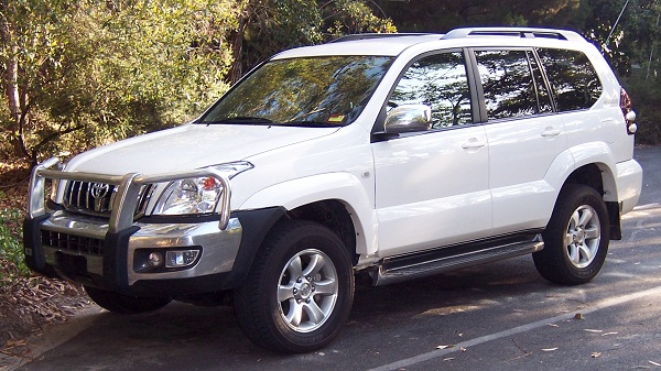 Тойота Ленд Крузер Прадо