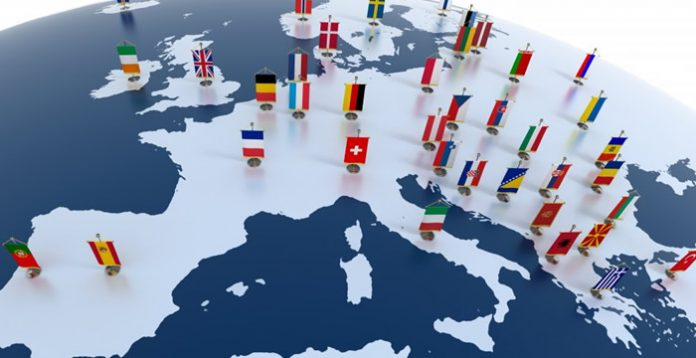 Европейское пространство
