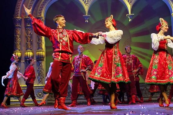Культура народного танца