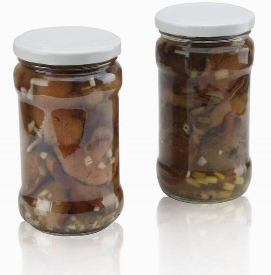 маринованные грибы рецепт маслята