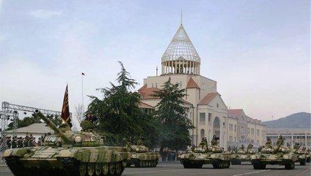 Армения армия