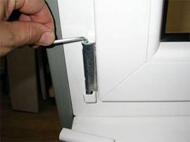 инструкция по регулировке фурнитуры пластиковых окон