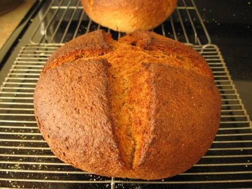 хлеб ржаной в духовке рецепт