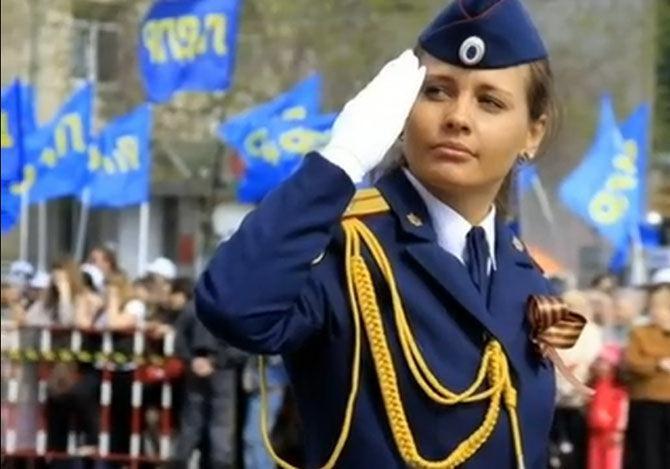Военные училища для девушек