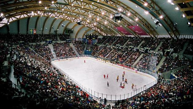 Хоккей на олимпиаде 1994