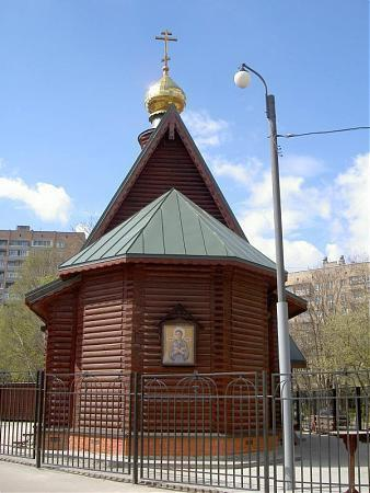 храм в кунцево иоанна русского