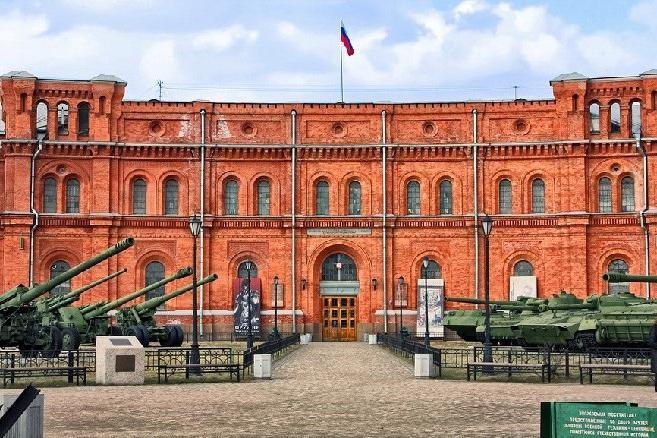 музеи Санкт-Петербурга артиллерийский музей
