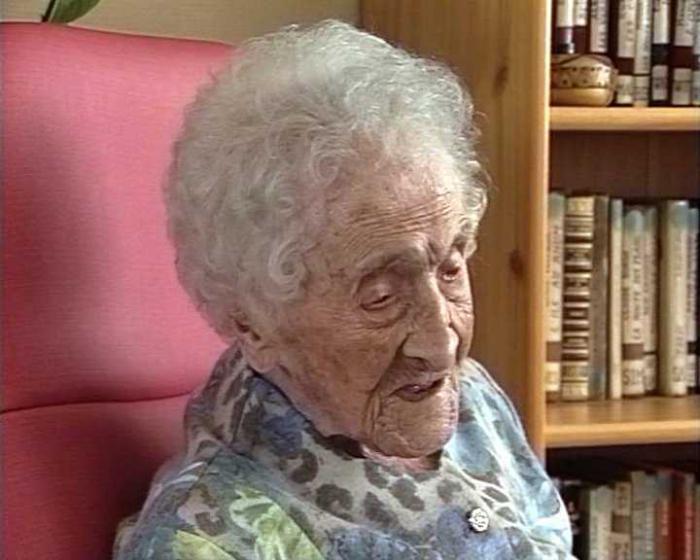 самая старая женщина на планете