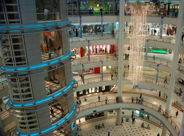 торговый центр ханой москва