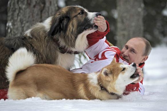 С кем живет президент Путин