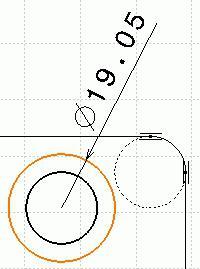 знак диаметра