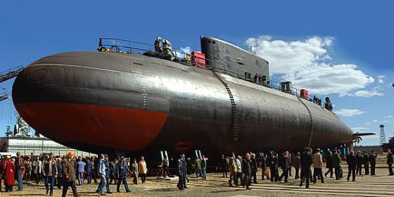 новые подводные лодки россии