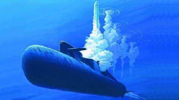 подводные лодки россии и сша