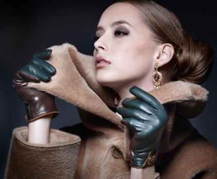 Резмеры женских перчаток фото1