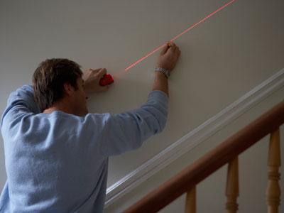 лазерный уровень нивелир