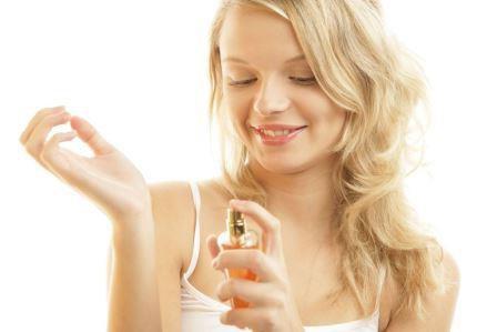 лучшая парфюмированная вода
