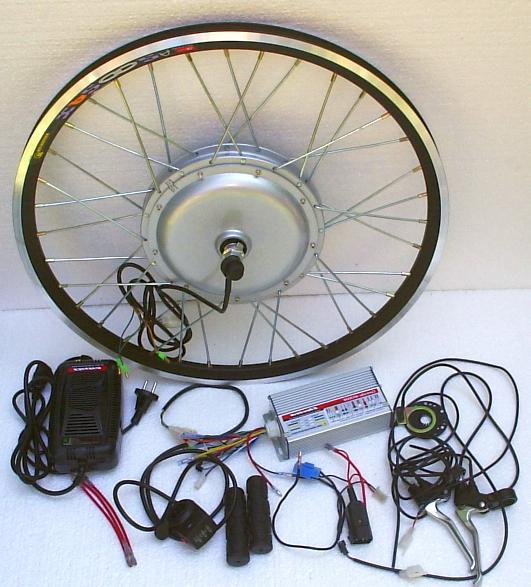 мотор колесо своими руками