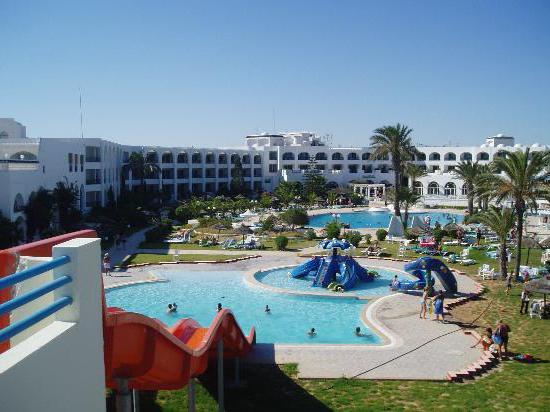 велла виста в монастире тунис