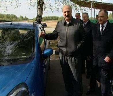 белорусские автомобили