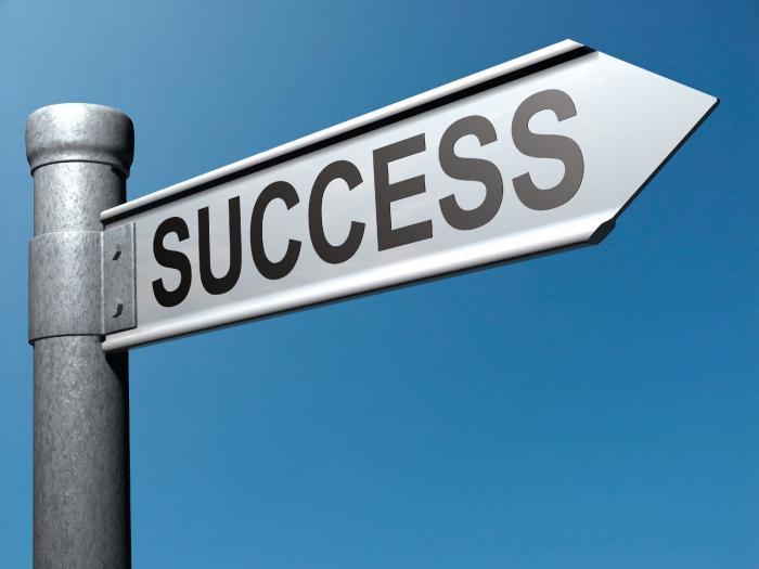 успех в жизни человека