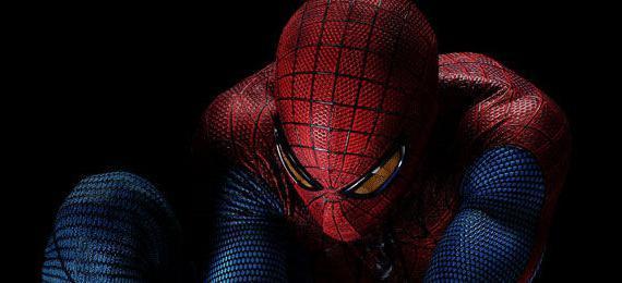 маску человека паука